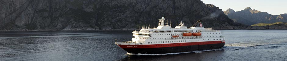 Welcome to Hurtigruten
